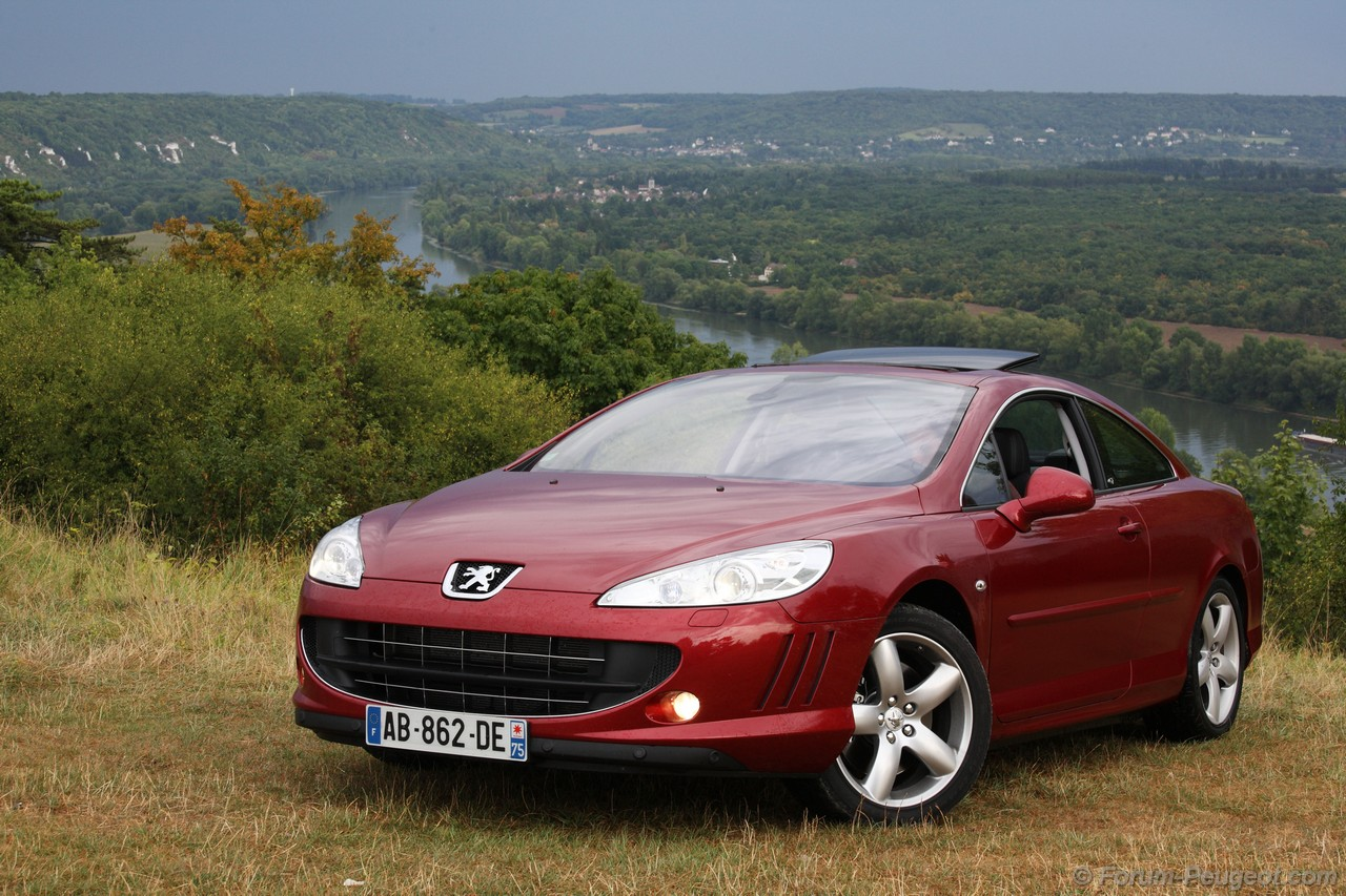 2009 peugeot 407 coup v6 3 0 hdi related infomation specifications weili automotive network. Black Bedroom Furniture Sets. Home Design Ideas
