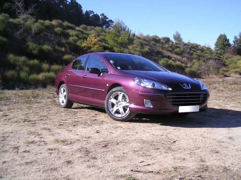 Forum Peugeot Com Galerie Des Membres 407 Premium Pack 2 2 L Hdi 170