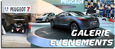 photo évènement peugeot
